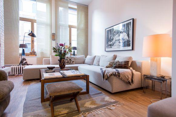 Met een renovatiebudget van €50.000 moesten Anders en Jessica creatief omspringen met materialen en aankopen.
