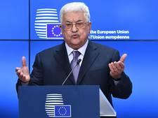 Abbas smeekt om erkenning Palestijnse staat