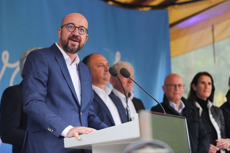 MR-voorzitter en premier Charles Michel wordt op 1 december de voorzitter van de Europese Raad.