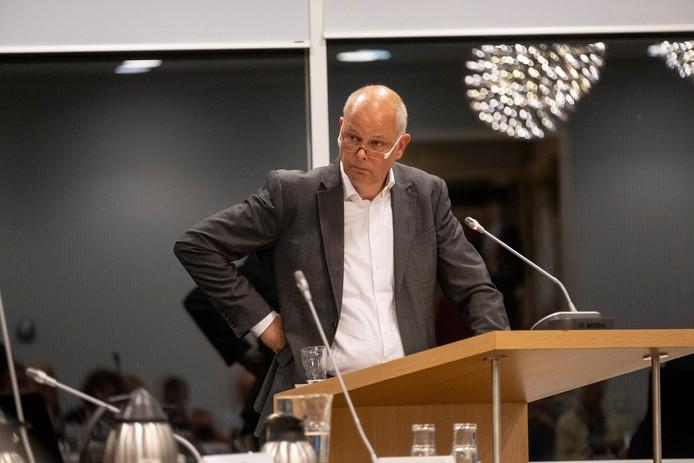 Wethouder Marcel Blind