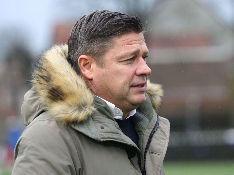 KVK Westhoektrainer Bruno Debo.