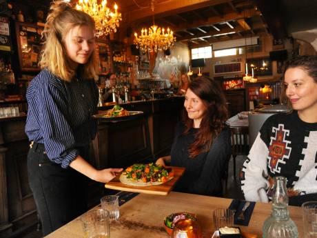 Eetkaffee 't Hof in Middelburg zorgt voor creativiteit in een gekke tijd