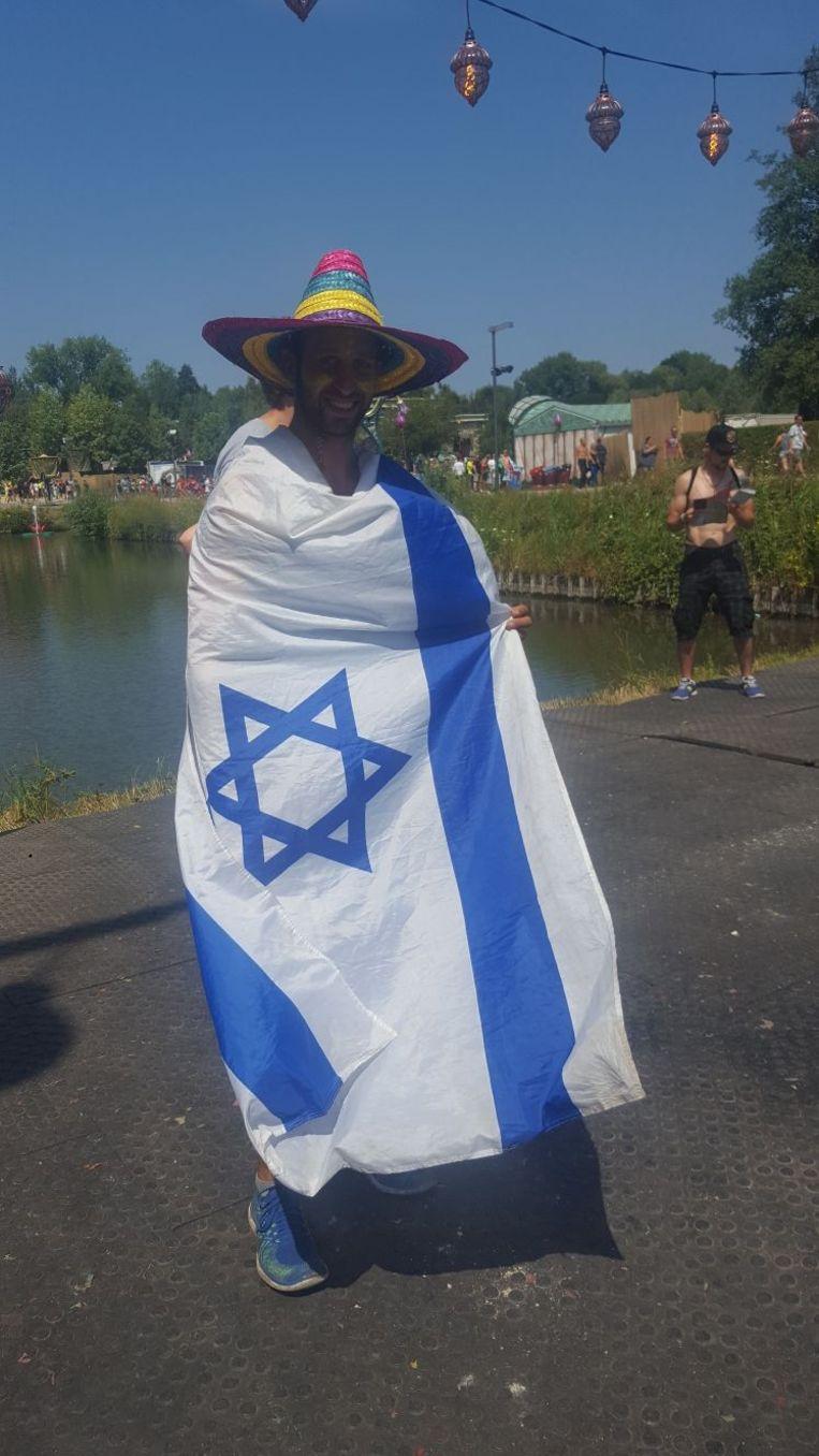 Moz uit Israël.
