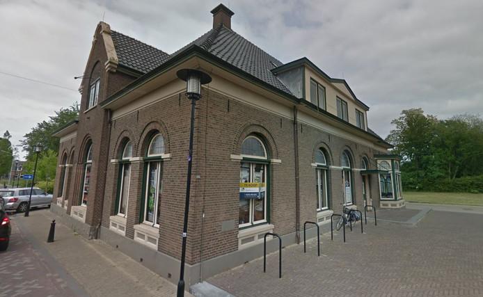 Het oude gemeentehuis in Hengelo.