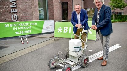Burgemeester en Eddy Planckaert trekken nu al meet BinckBank Tour