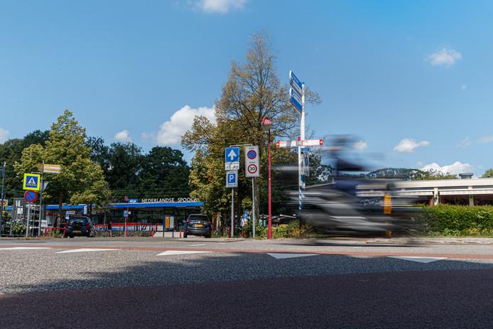 Etten-Leur - 2-7-2019 - Foto: Pix4Profs/Marcel Otterspeer - Stationsplein Etten-Leur.
