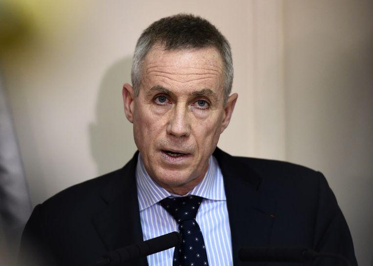 Openbaar aanklager van Parijs Francois Molins Beeld afp