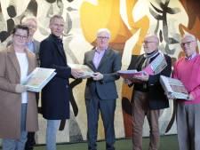 Actiegroep voor herindeling Mill biedt provincie 1850 handtekeningen aan