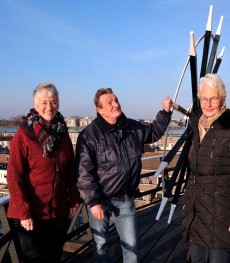 'We moeten zuinig zijn op de laatste Dordtse molen'
