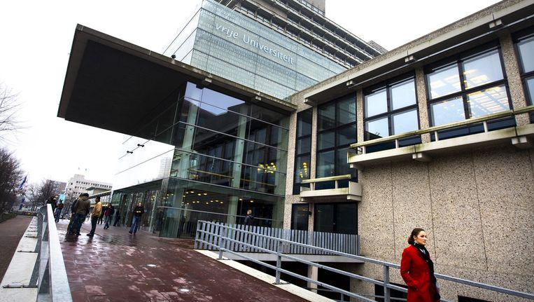De Vrije Universiteit in Amsterdam. Beeld ANP