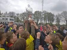 Het Mozaïek winnaar Scholensportdag HDLV in Heeswijk