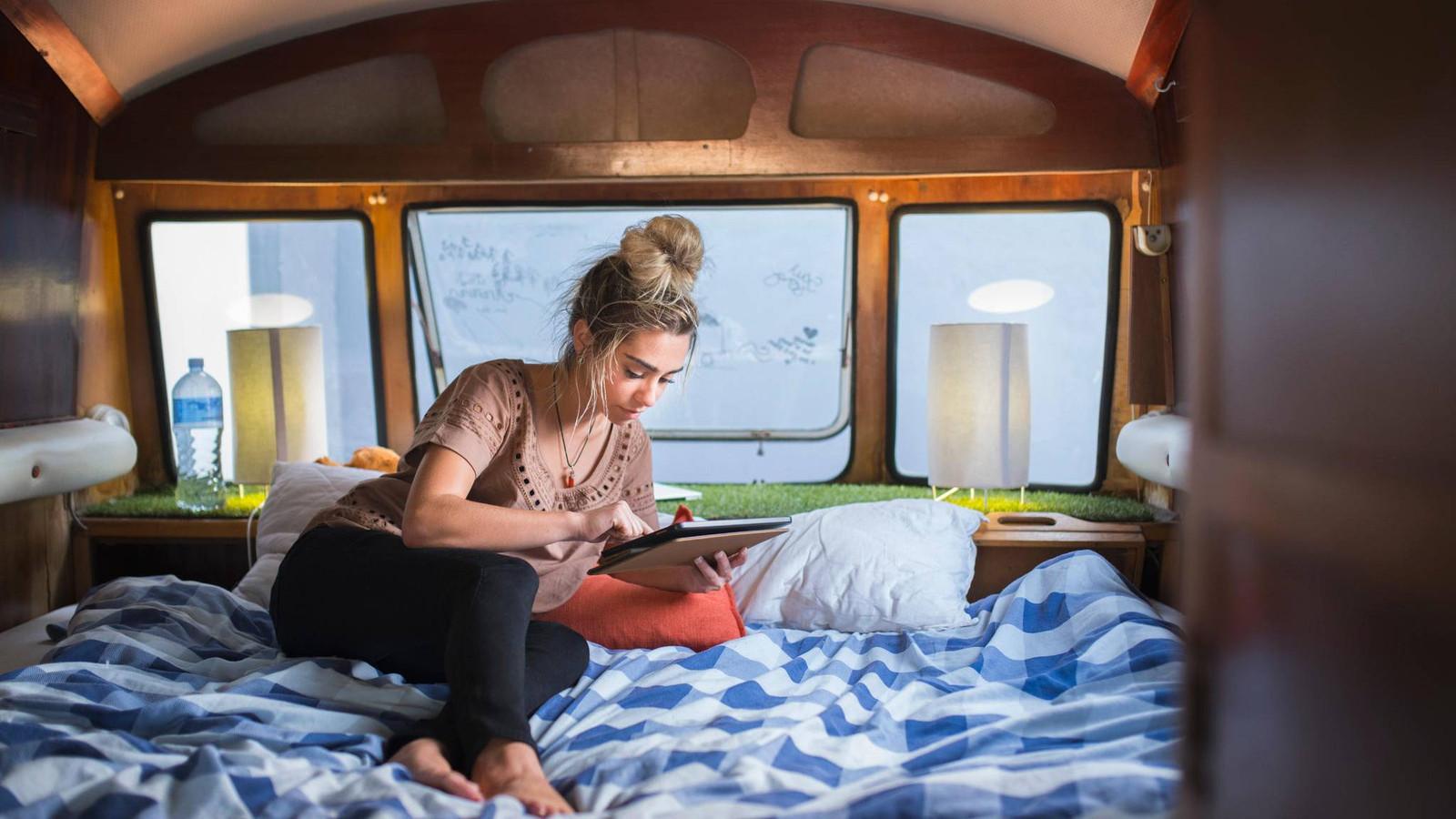 Wel de lusten, niet de jaarlijkse lasten: dit is de Airbnb voor campers