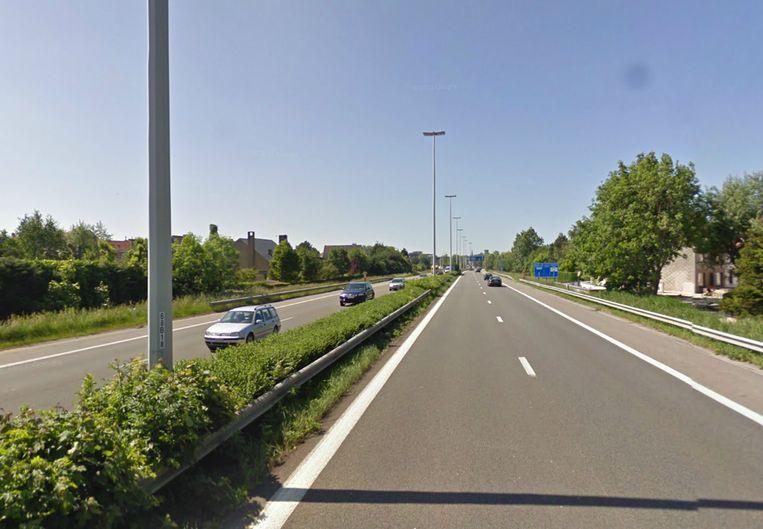 De autosnelweg A10