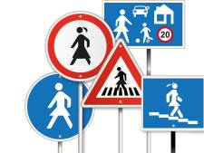 Eindhovens raadslid wil een vrouw op verkeersborden, maar dat is 'een gevaar in het verkeer'