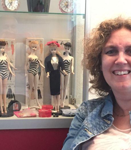 Armel (47) heeft zo'n 600 barbiepoppen: 'Vanaf mijn twaalfde begon ik serieus met verzamelen'