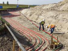 Monsterklus: 29 kilometer aan kabels verleggen langs de A59 bij Waalwijk