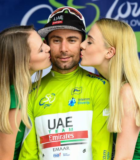 Italiaan Ulissi wint Ronde van Slovenië