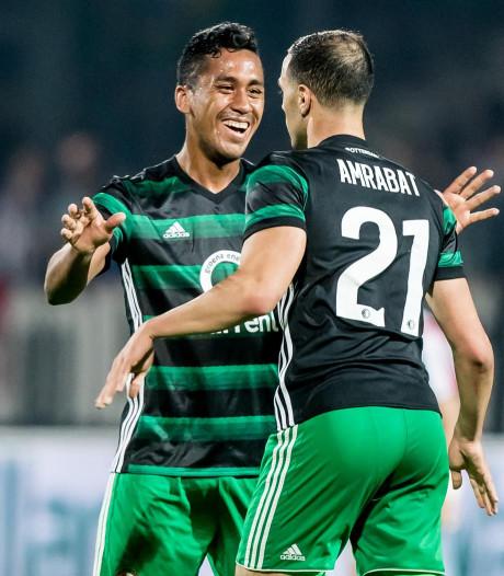 Feyenoord zonder WK-gangers Amrabat, Tapia en Jørgensen naar Turkije