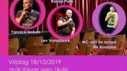 Comedyshow ten voordele van Rode Neuzen Dag