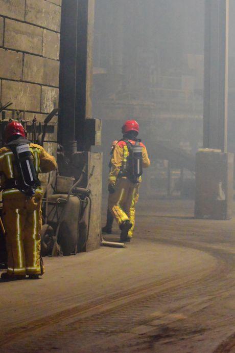 Afval begint te smeulen bij verwerkingsbedrijf in Deurne