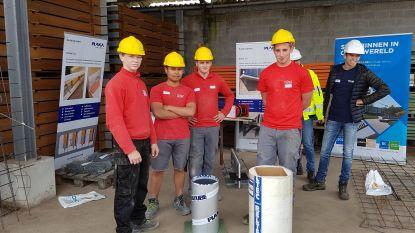 Turnhoutse scholen en DCA stomen samen leerlingen klaar voor bouwsector
