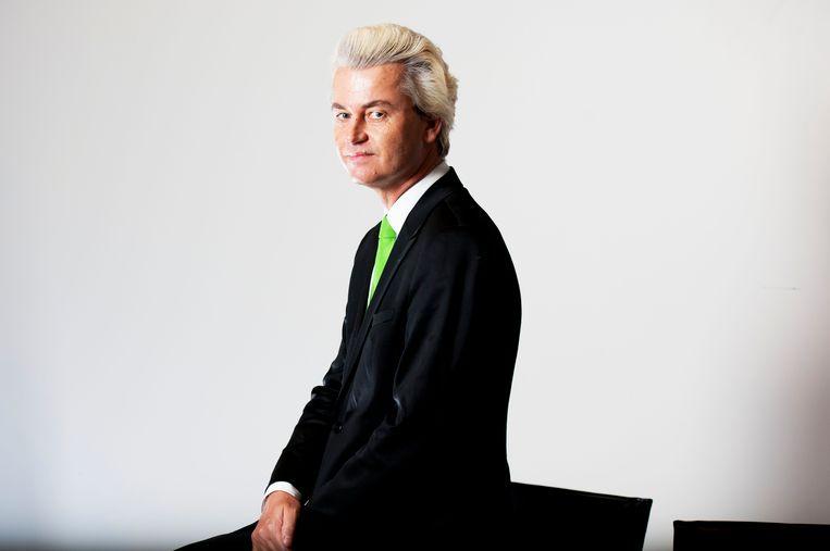 PVV-leider Geert Wilders Beeld Robin Utrecht / ANP