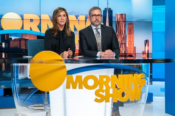 'The Morning Show' is een van de weinige programma's waarmee Apple TV+ ten strijde trok.