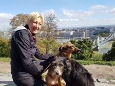 Te voet met twee honden naar Roemenië levert 30.000 euro op