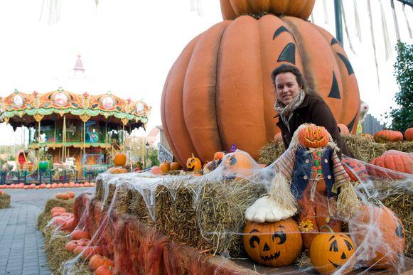 Halloween in Plopsaland.