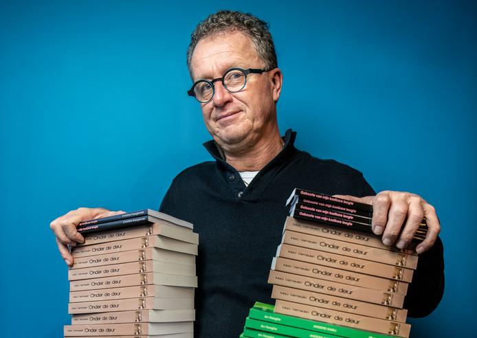 Nils van Uffelen geeft als eerbetoon aan zijn dochter boeken uit die de lezers kracht en energie moeten brengen