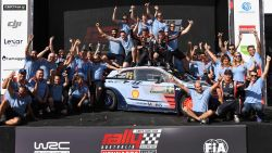 Neuville wint Rally van Australië en is vicewereldkampioen