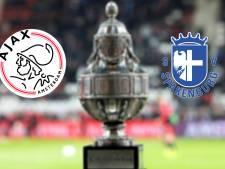Ajax ontvangt amateurs van Spakenburg in uitverkochte Arena