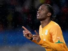 La Belgique contre la Côte d'Ivoire de Drogba en mars