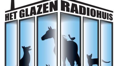 Brasschaat krijgt z'n eigen glazen huis: Radio Park zet zich vanuit mobiele studio in voor 'beestig goed doel'