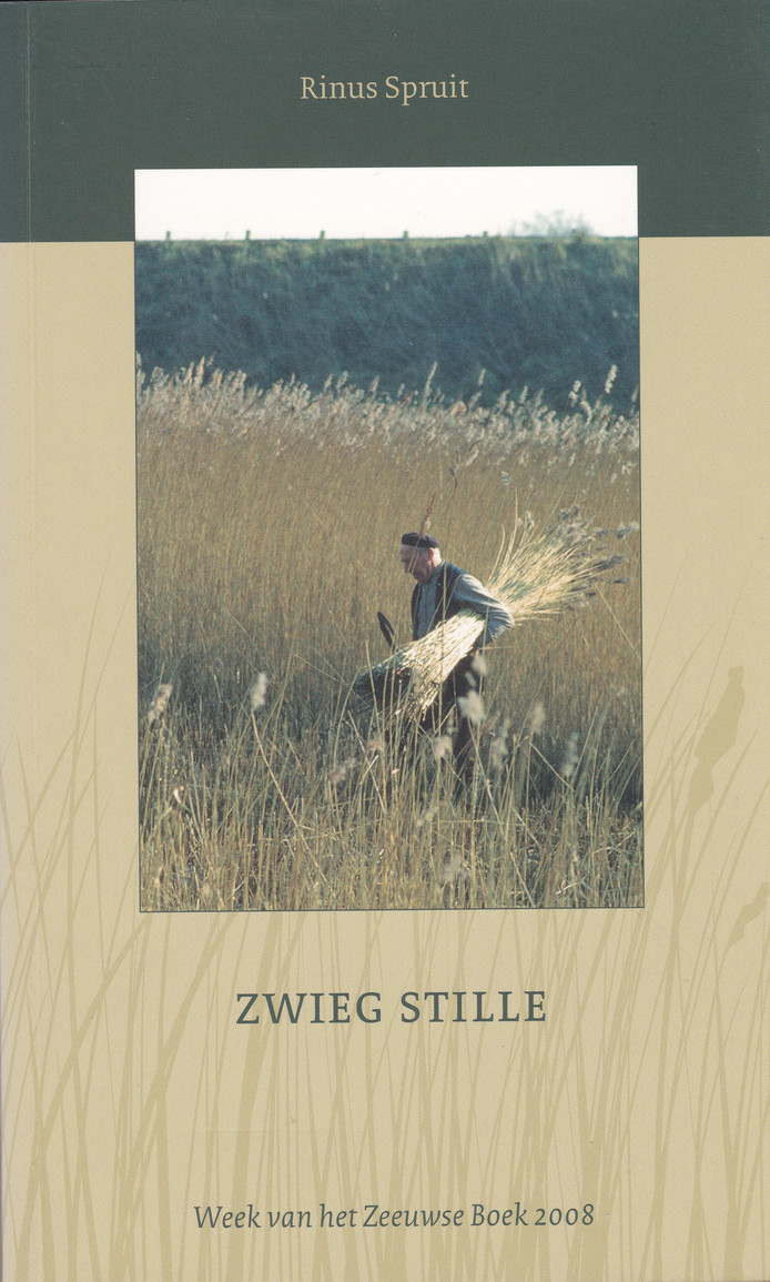 cover Zwieg stille Rinus Spruit 2008