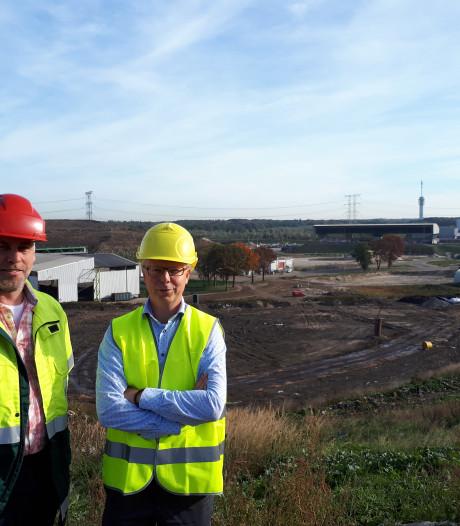 Al het asbest uit Brabant eindigt in de grond bij Attero in Tilburg