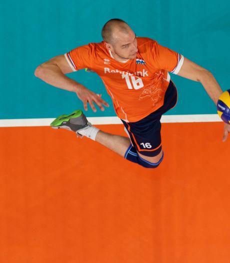 EK-kwalificatie volleyballers weer verplaatst