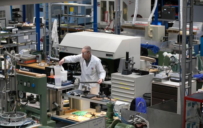 De maakindustrie gaf de regionale economie extra impulsen tijdens de hoogtijdagen van de afgelopen jaren.