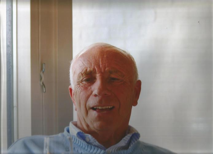 Cees IJspelder, oud-prof van Holland Sport.