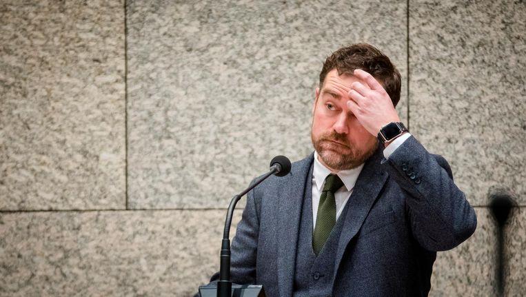Klaas Dijkhoff Beeld ANP