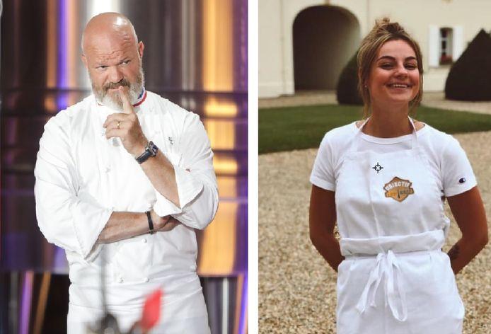 """Manon, passionnée de cuisine depuis son plus jeune âge, tente sa chance dans """"Objectif Top Chef""""."""