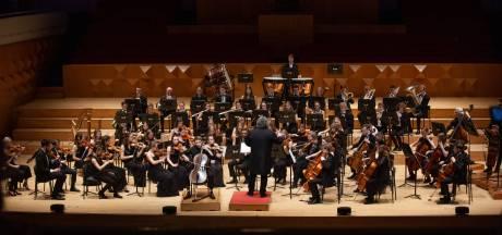 Bij Symfonia Young Twente nemen noten de taal over