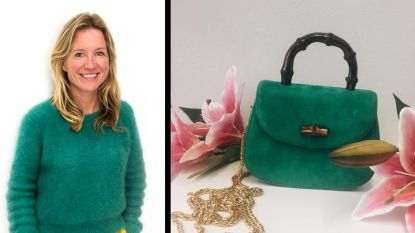 """9d56691409a Unieke accessoires: """"Mijn Gucci-tas is het symbool van het begin van mijn  bedrijf"""""""
