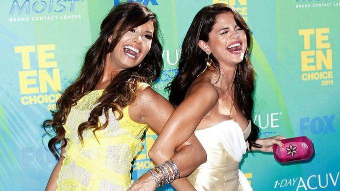 Selena Gomez blaast vriendschap met Demi Lovato nieuw leven in
