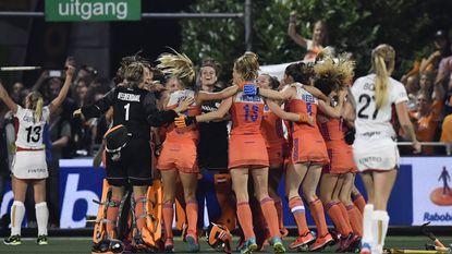 Zilver is ook magnifiek! Herbeleef hoe verdienstelijke Red Panthers het onderspit moeten delven tegen sterk Nederland (0-3)