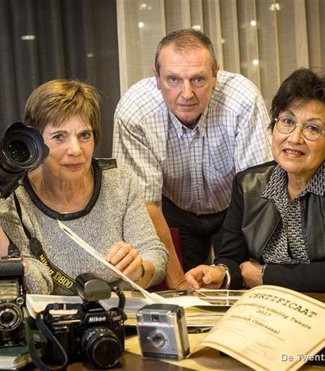 Fotoclub Oldenzaal bestaat kwart eeuw: van analoog naar digitaal