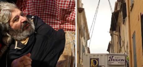 L'évacuation spectaculaire d'un Français de 300 kg, bloqué chez lui depuis des années