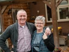 50 jaar getrouwd: 'Ik vond hem maar een apart ventje'