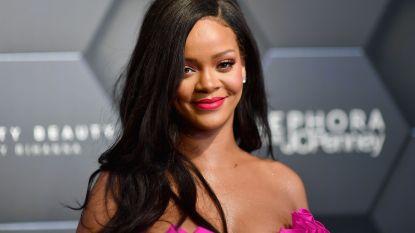 Rihanna steekt zieke fan hart onder de riem