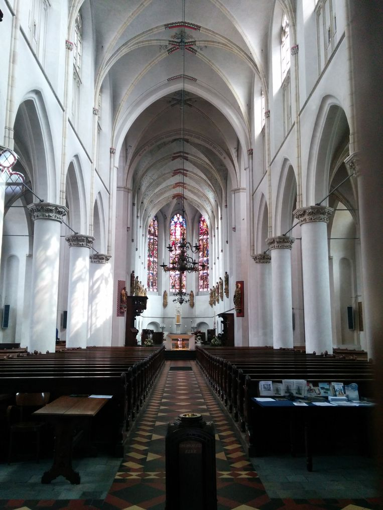Catharinakathedraal Utrecht Beeld